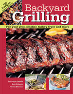 Backyard Grilling by Jim Casada