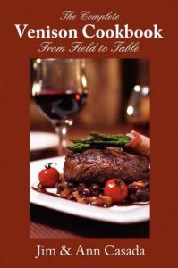 The Complete Venison Cookbook