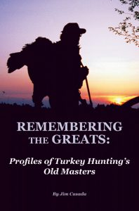 profiles of turkey hunting masters