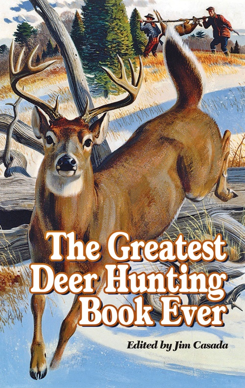 The greatest deer Hunting book ever